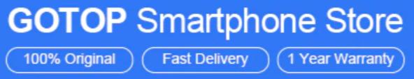 GoTop smartphone