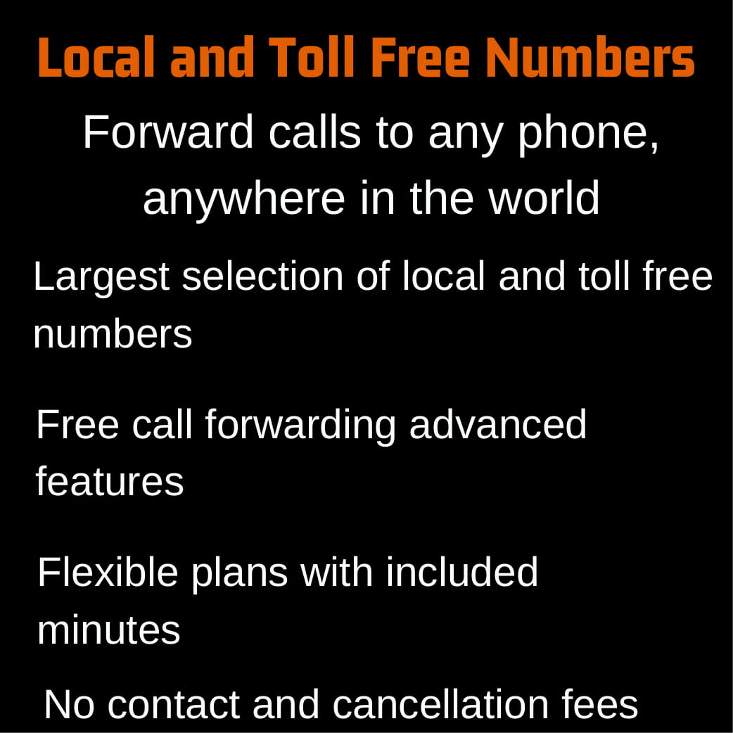 international call forwarding