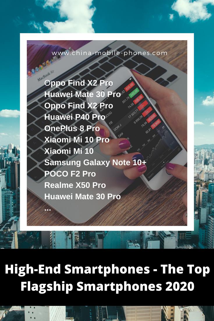 Best high-end phones
