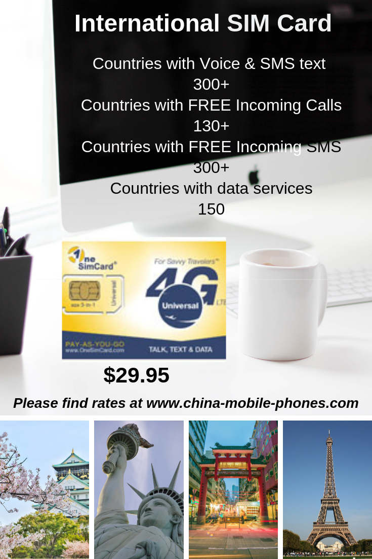 Global SIM Card | International SIM Card