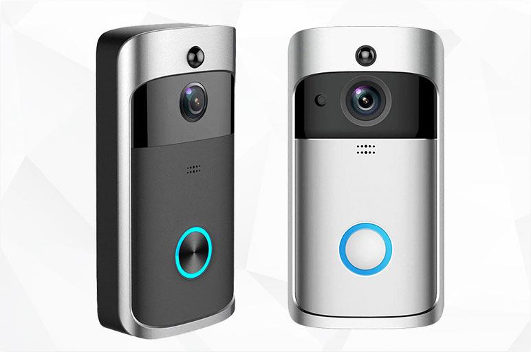 无线可视门铃的安装和设置