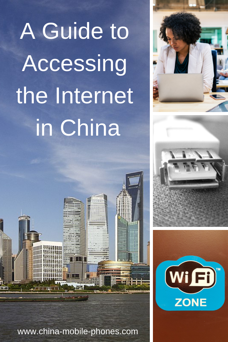 guide to accessing internet in China